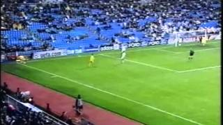 2001 March 6 Real Madrid Spain 3 Leeds United England 2 Champions League