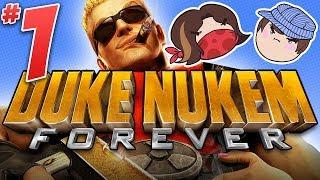 Duke Nukem Forever: Drawrings - PART 1 - Steam Train