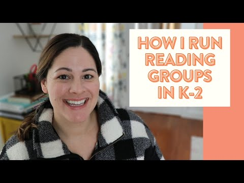 Guided Reading Groups in Kindergarten, First, and Second Grade | How I Teach Guided Reading!