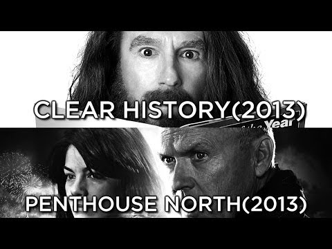 Michael Keaton Month Day 31 - Clear History(2013) & Penthouse North(2013)