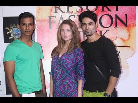 Hot Model auditions for India Resort Fashion Week 2012 | MissMalini