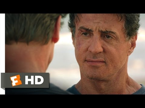 Escape Plan (11/11) Movie CLIP - Mannheim (2013) HD