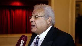 شاهد آخر ماقاله أبو أنغام و غنوة الموسيقار محمد علي سليمان قبل وفاة غنوة