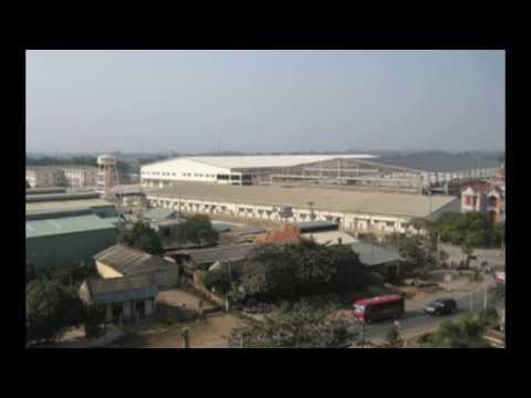 Gần 1.800 tỷ xây khu công nghiệp Sông Công 2