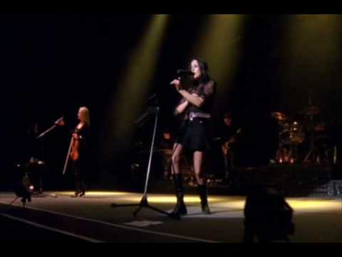 The Corrs - Only When I Sleep LIVE In Geneva 04