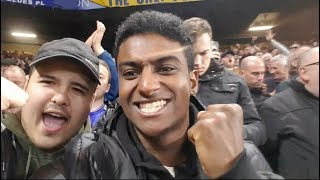TWO GOALS FOR MORATA    CHELSEA 3-1 CRYSTAL PALACE MATCHDAY VLOG    MATCHDAYS WITH LEWIS
