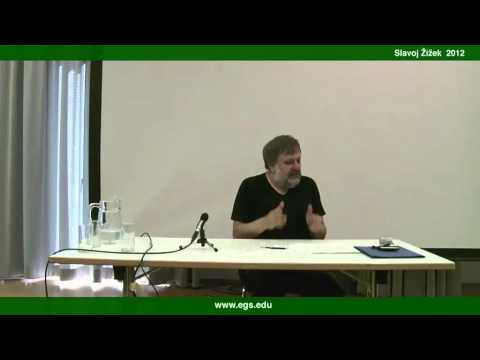 Slavoj Žižek. The Function of Fantasy In The Lacanian Real. 2012