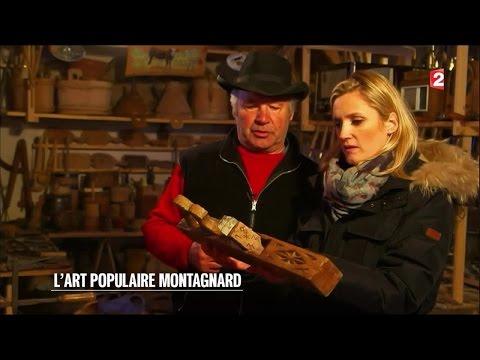 Brocantes - L'art populaire en montagne - 2016/02/27