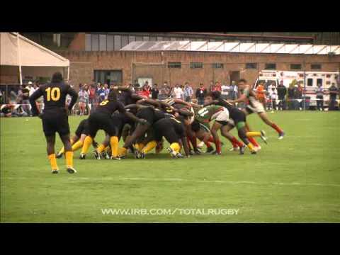 Total Rugby - 2015 RWC qualifying Mexico v Jamaica