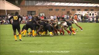 Total Rugby - 2015 RWC qualifying Mexico v Jamaica