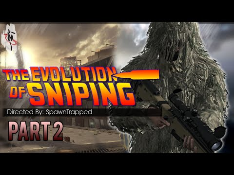 Evolution of Sniping - Call of Duty Documentary Part 2 (2014-2015)
