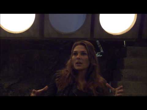 The 100  with Paige Turco on Becoming Chancellor