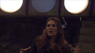 The 100 Interview with Paige Turco on Becoming Chancellor Thumbnail
