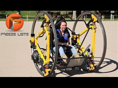 7 INSANE VEHICLES You Didn't know Existed