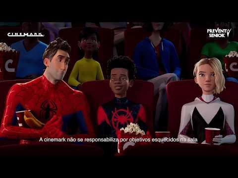 Trailer de Segurança: Homem-Aranha no Aranhaverso | Cinemark