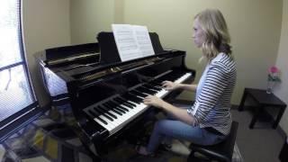 Ecossaise piano tutorial- Johann Hassler