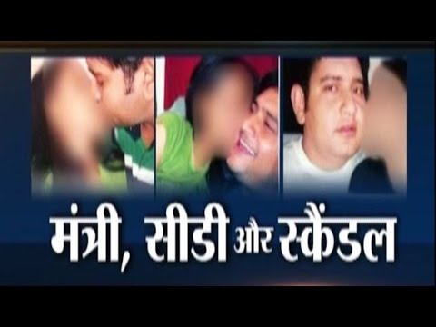 Opposition Attacks Kejriwal over Sex Scandal of AAP Minister Sandeep