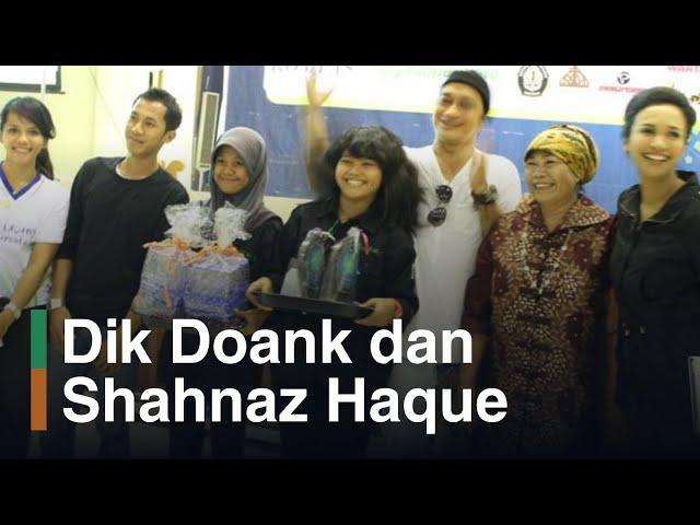 Ratusan Orang Ikuti Workshop MANGROVEST Bersama Dik Doank dan Shahnaz Haque di UNDIP