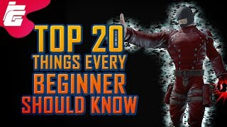 Top 20 Things Every Beginner SHOULD Know in DCUO