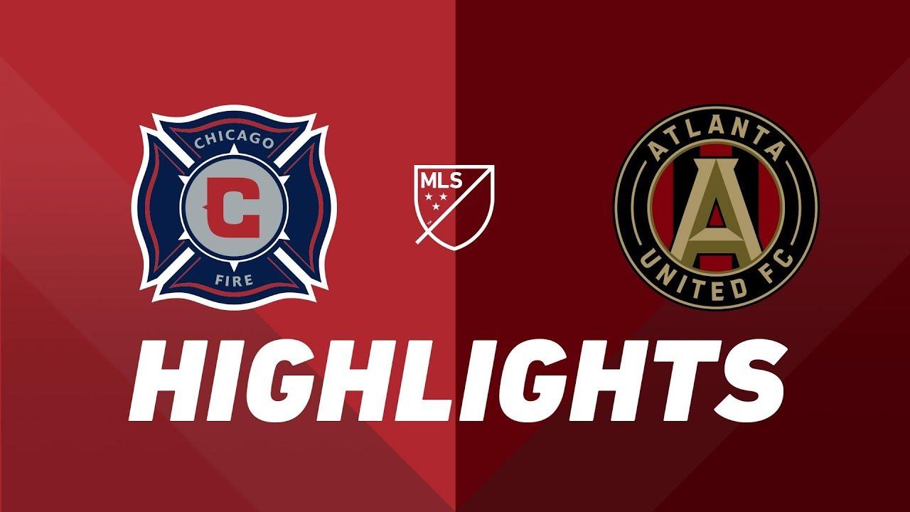 Atlanta United 3, New York Red Bulls 3 | 2019 MLS Match Recap