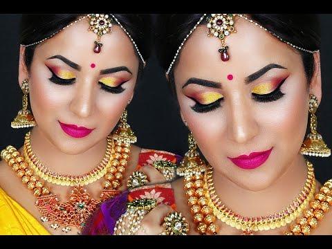 South Indian Bridal Makeup Indian Bridal Makeup Bridal Makeup