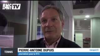 """Tennis / Dupuis : """"L"""