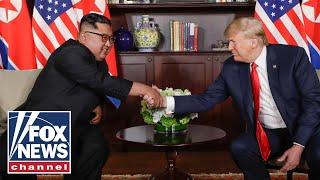 Trump to meet with Kim Jong Un at the Korean demilitarized zone
