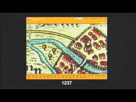 """Where 09: Michal Migurski, """"Flea Market Mapping"""""""