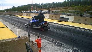 How about some Ski Doo Drag Racing ??