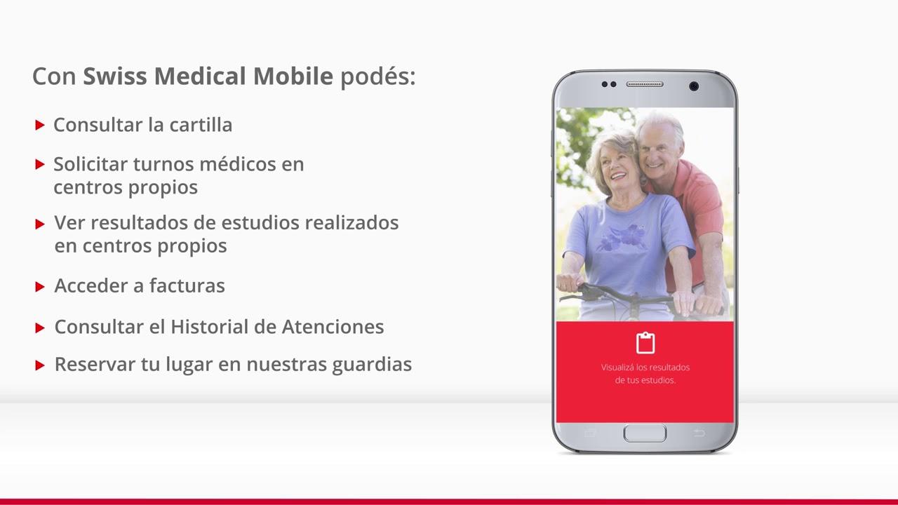Swiss Mobile App