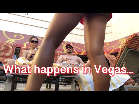 Golden Nugget Casino Pool Las Vegas