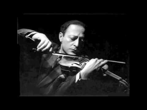 Jascha Heifetz Beethoven Violin Concerto