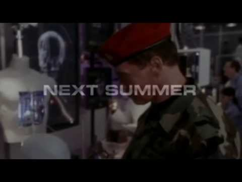 TERMINATOR 7 (2020) - Official Trailer #1 (Dwayne THE ROCK Johnson Movie) HD