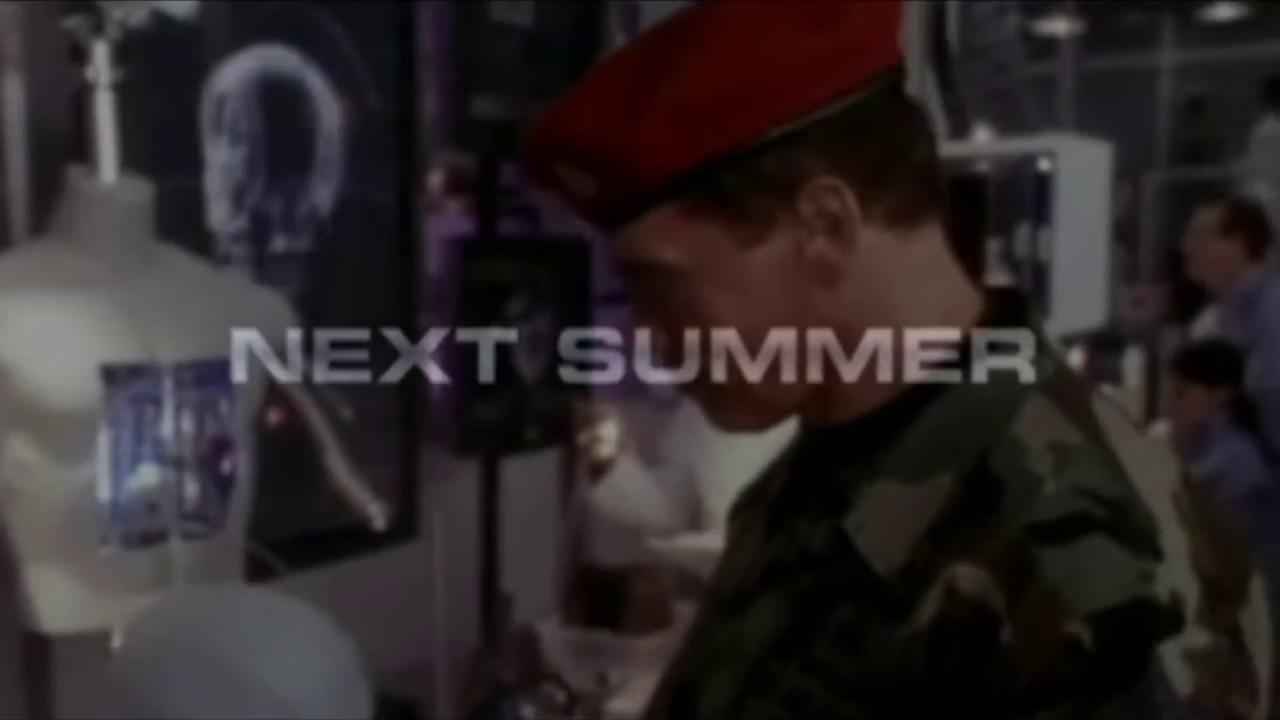 Terminator 2021