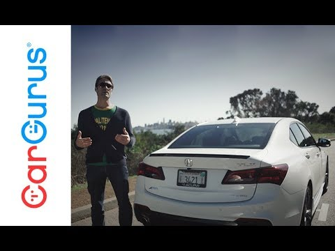 2018 Acura TLX  | CarGurus Test Drive Review