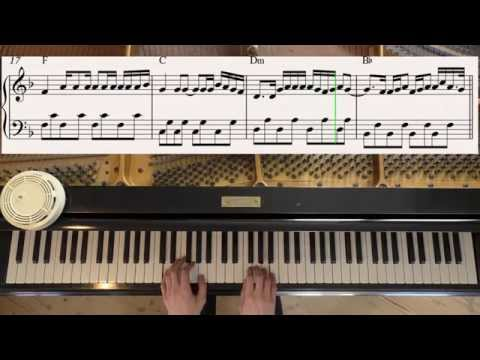 Flashlight from Pitch Perfect 2 - Jessie J - Piano Cover Video by YourPianoCover