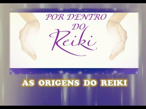 POR DENTRO DO REIKI - AS ORIGENS DO REIKI