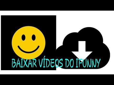 Como Baixar Vídeos do IFunny Sem Nenhum Aplicativo !