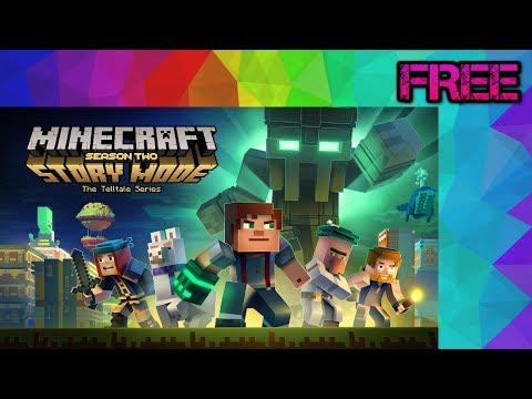 Ilcome scaricare minecraft story mode per mac  ita - YouTube