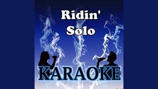 Ridin' solo Karaoke