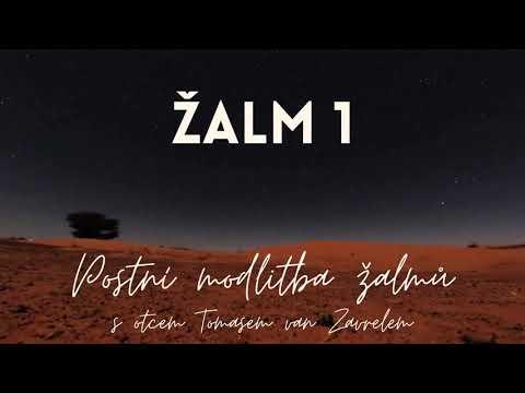 Žalm 1 - postní modlitba