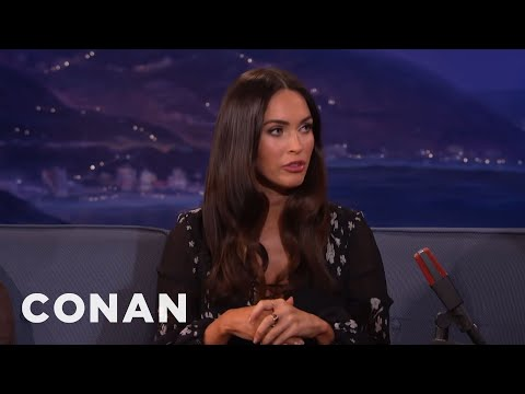 Megan Fox Burns Will Arnett On His Too-Young Girlfriends  - CONAN on TBS