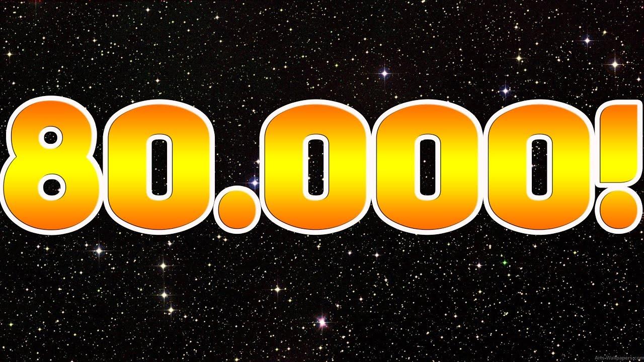 Risultati immagini per 80.000