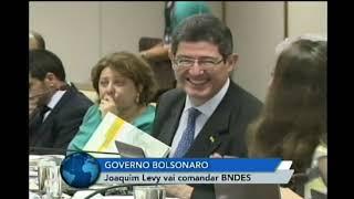 Economista Joaquim Levy aceita comandar BNDES