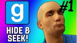 Gambar cover Vannosgaming Gmod Hide and Seek - Dinosaurs are Back! (Garry's Mod Funny Moments)