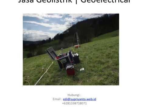 Jasa Geolistrik | Geo Electric Kota Kotamobagu Sulawesi Utara