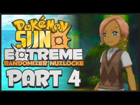 OUR FIRST DEATH!?! TOTEM POKEMON!! | Pokemon Sun and Moon EXTREME Randomizer Nuzlocke - Part 4