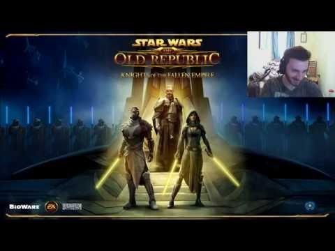 BEING A DUAL WIELD SITH! STAR WARS THE OLD REPUBLIC SERIES! COME & CHAT WITH US! ROAD TO 75 SUBS #2