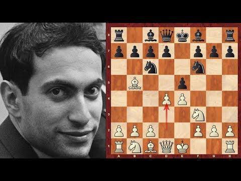 Mikhail Tal (the Magician from Riga!) : 1958 USSR championship (Chessworld.net)