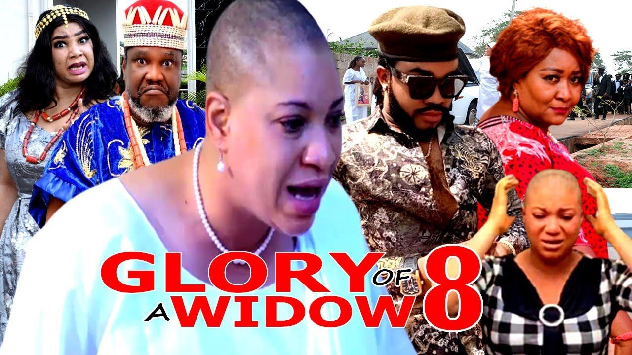 Download GLORY OF A WIDOW (SEASON 8) 4K FILM - New Trending Movie 2021 Latest Nigerian Nollywood Movie